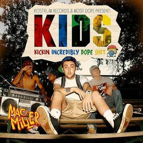 Mac Miller - Kids [2LP]