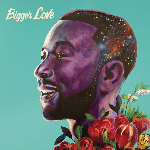 John Legend - Bigger Love [2LP]