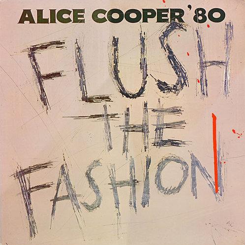 Alice Cooper '80 - Flush the Fashion [LP]