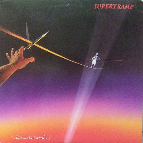 Supertramp - ...Famous Last Words... [LP]