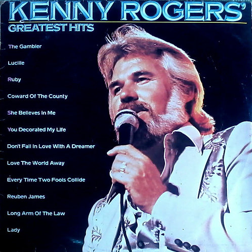 Kenny Rogers - Greatest Hits [LP]