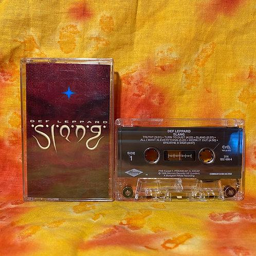 Def Leppard - Slang [Cassette]