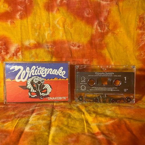 Whitesnake - Snakebite [Cassette]