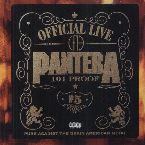 Pantera - Official Live 101 Proof [2LP]