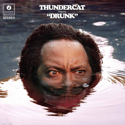 Thundercat - Drunk [Red Vinyl][10 inch LP x 4]