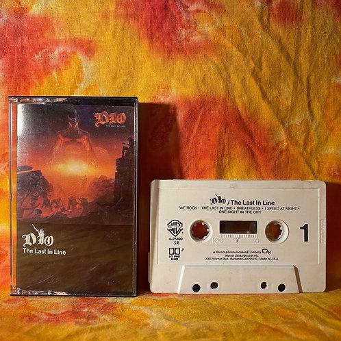Dio - The Last in Line [Cassette]
