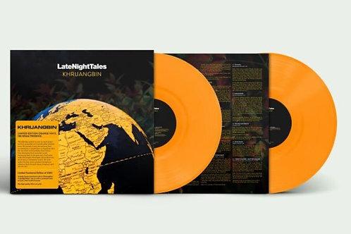 Khruangbin - Late Night Tales [2LP][Orange Vinyl][Indie Exclusive]