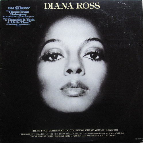 Diana Ross - Self Titled [LP]
