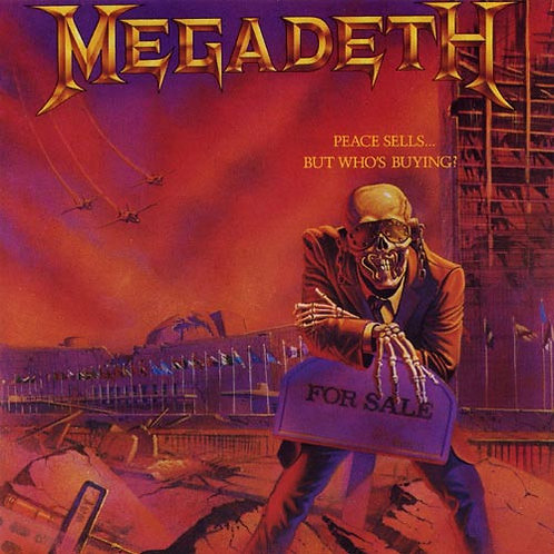 Megadeth - Peace Sells But Who's Buying [LP]