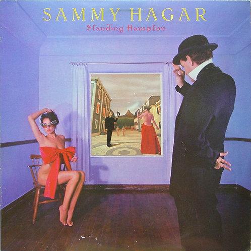 Sammy Hagar - Standing Hampton [LP]