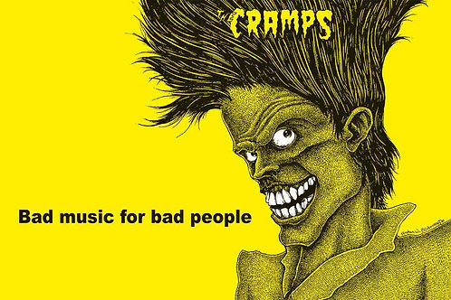 The Cramps [Poster]