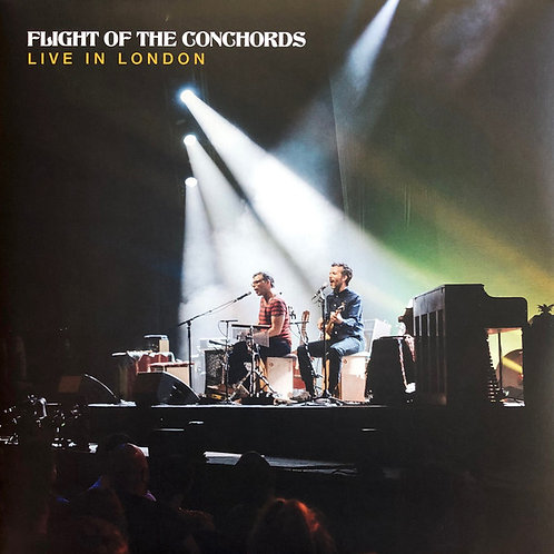 Flight of the Conchords - Live in London [LP]