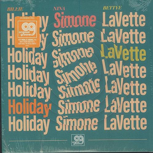 Billie Holiday, Nina Simone, Bettye Lavette - Original Grooves [LP]