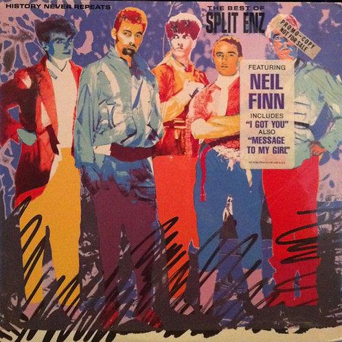 Split Enz - History Never Repeats (The Best of Split Enz)[LP]