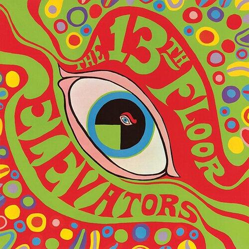 The Psychedelic Sounds Of The 13TH Floor Elevators - [2LP] 180 gram vinyl