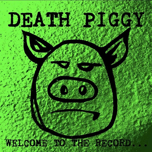 Death Piggy (GWAR) - Welcome to the Record - RSD 2020 Release - New Vinyl Record