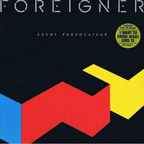 Foreigner - Agent Provacateur [LP]