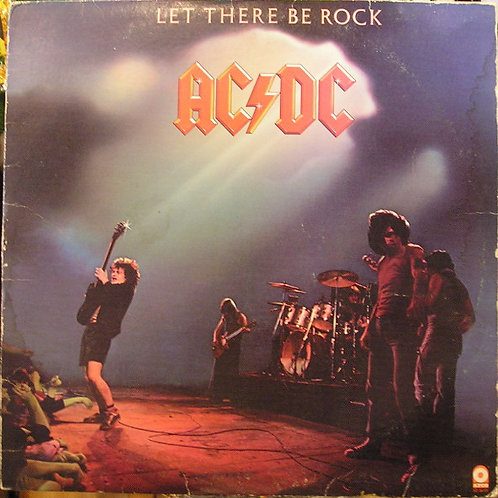 AC/DC - Let there be Rock [LP]
