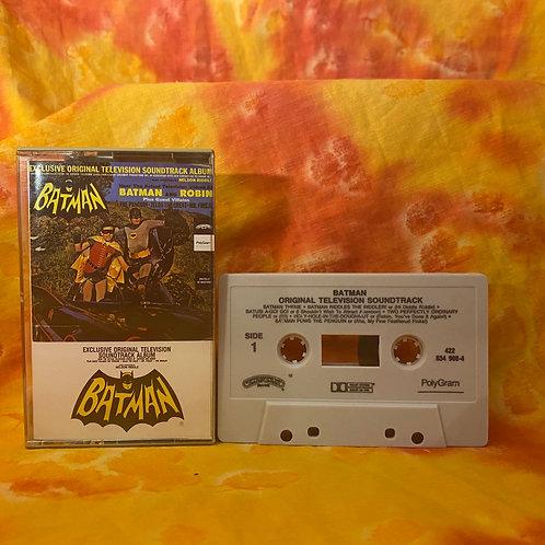 Batman Original Television Soundtrack [Cassette]
