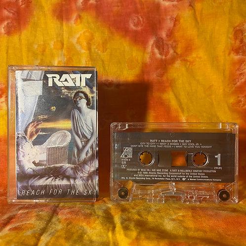 Ratt - Reach for the Sky [Cassette]