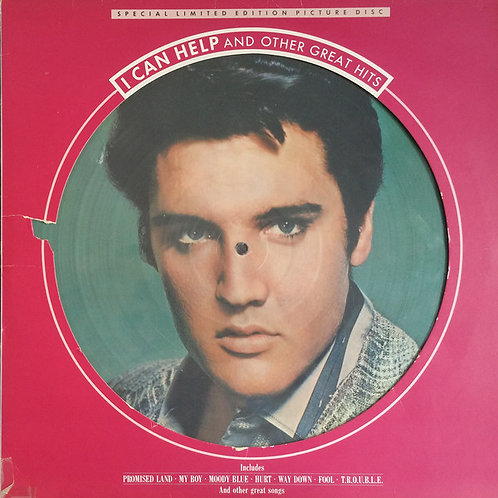 Elvis Presley - I Can Help and Other Great Hits [PICTURE DISC][LP]