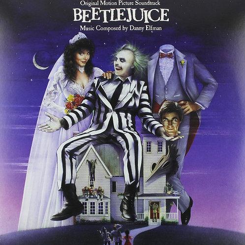 Beetlejuice Original Motion Picture Soundtrack [LP]