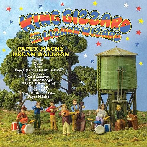 King Gizzard and the Lizard Wizard Paper Mâché Dream Balloon [LP]