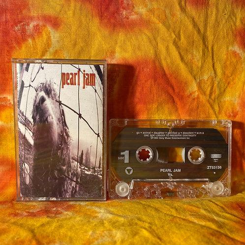 Pearl Jam - Vs. [Cassette]