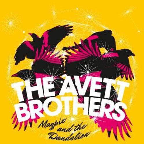 The Avett Brothers - Magpie and the Dandelion [2LP]