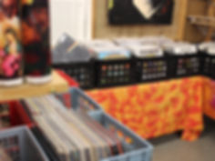 STD Central Flea Market Vinyl Records