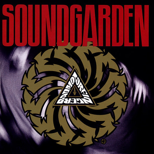 Soundgarden - Badmotorfinger [LP]