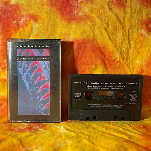 Nine Inch Nails - Pretty Hate Machine [Cassette]