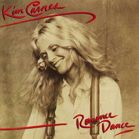 Kim Carnes - Romance Dance [LP]