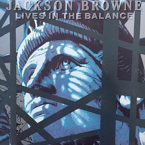 Jackson Browne - Lives in the Balance [LP]