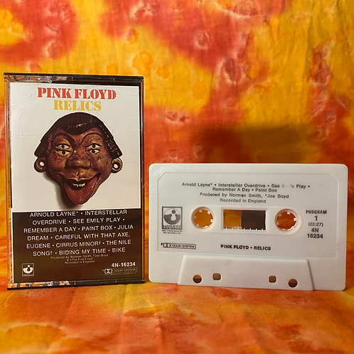 Pink Floyd - Relics [Cassette]