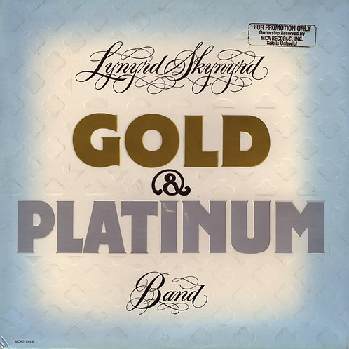 Lynyrd Skynyrd - Gold and Platinum [2LP]