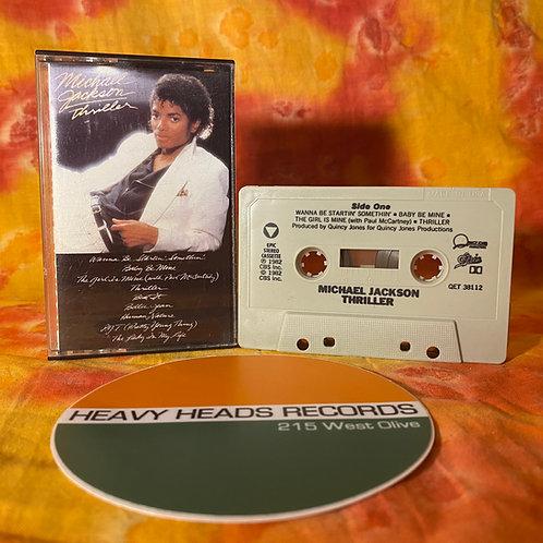 Michael Jackson - Thriller [Cassette]