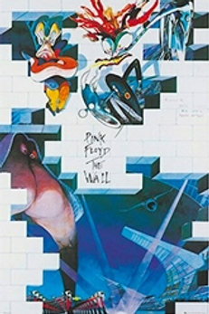 Pink Floyd - The Wall [Poster]