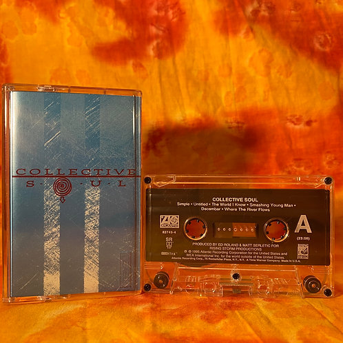 Collective Soul - Self Titled [Cassette]