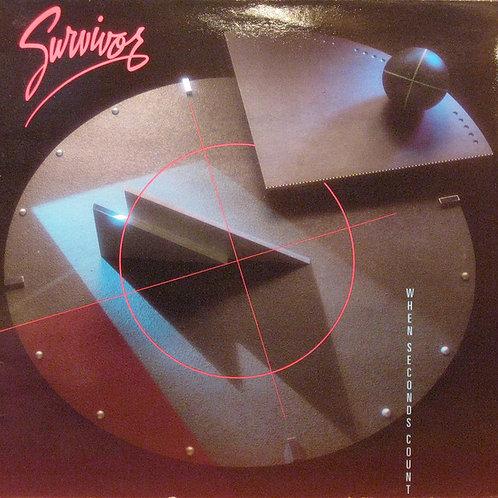 Survivor - When Seconds Count [LP]