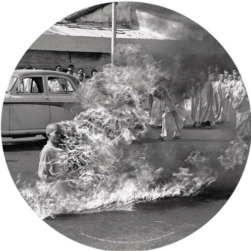 Rage Against the Machine - Self Titled [Picture Disc][LP]