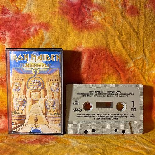 Iron Maiden - Powerslave [Cassette]