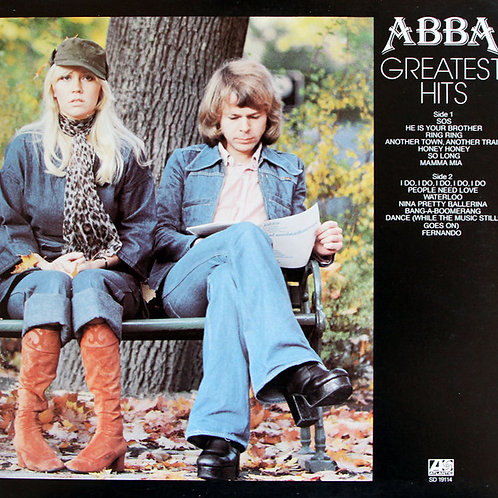 Abba - Greatest Hits [LP]