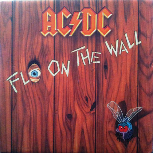 AC/DC - Fly on the Wall [LP]