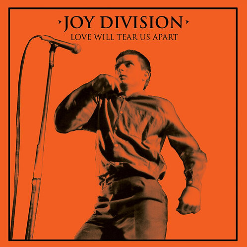 Joy Division - Love Will Tear Us Apart [12 Inch Single][Halloween][Orange Vinyl]