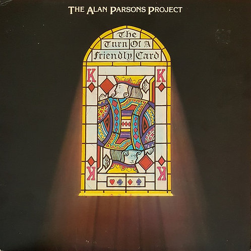 Alan Parsons Project - The Turn of a Friendly Card [LP]