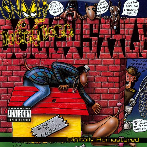 Snoop Dogg - Doggystyle [LP]