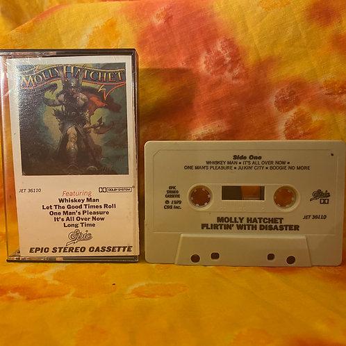 Molly Hatchet - Flirtin' with Disaster [Cassette]