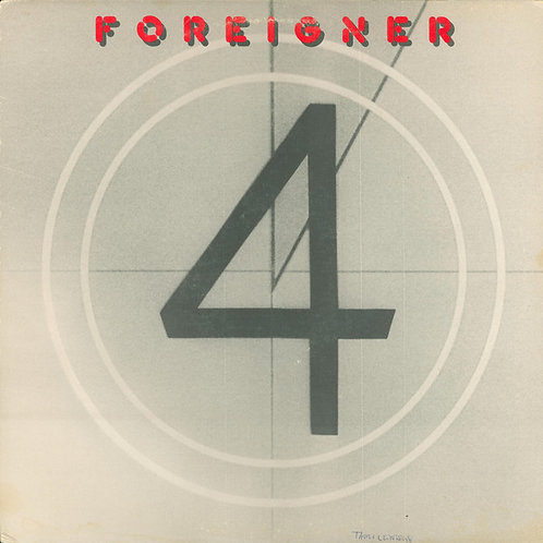 Foreigner - 4 [LP]