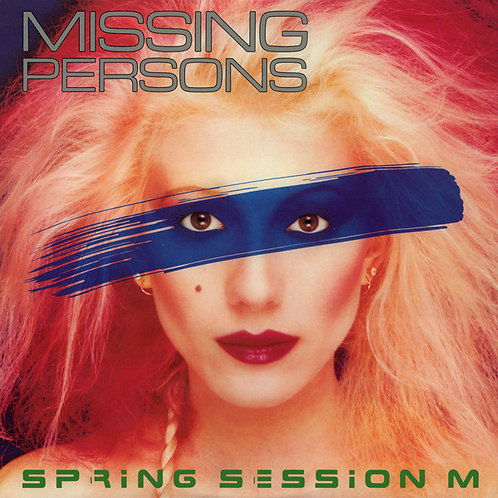 Missing Persons - Spring Session M [LP]